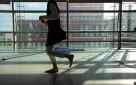 Courir, salle de danse, P Gripe, 2010